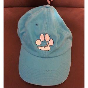 Nantucket Paw Print Hat NWT